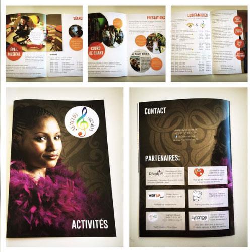 Brochures, catalogues...